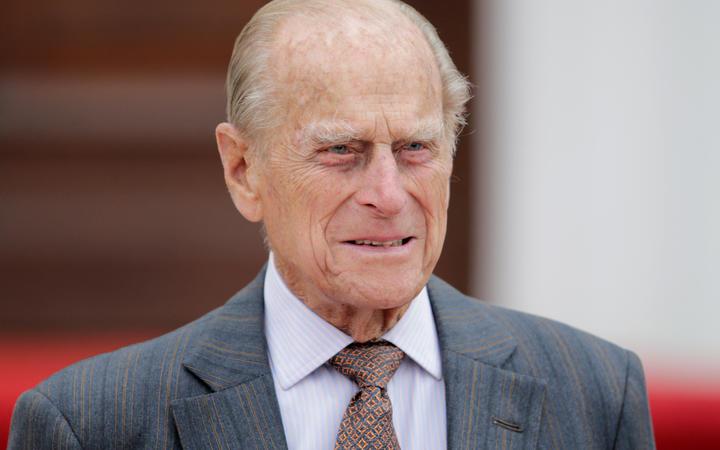 Archive photo: Prince Phillip in 2015