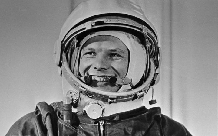 NZ astronomer remembers first manned space flight