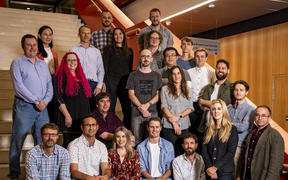 A team of 24 researchers working on covid-19 modelling with Te Te Pūnaha Matatini has won the 2020 Prime Minister's Science Prize.