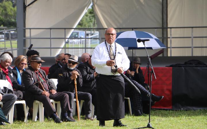 Minister for Pacific Peoples Aupito William Sio