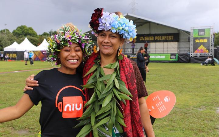 Day one at the Cook Islands Stage consisted of non-competitive performances and speeches.