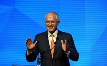 Malcolm Turnbull used the chaos from Brexit to make a pitch for Australians to re-elect his Coalition government promising stability and strong economic leadership.