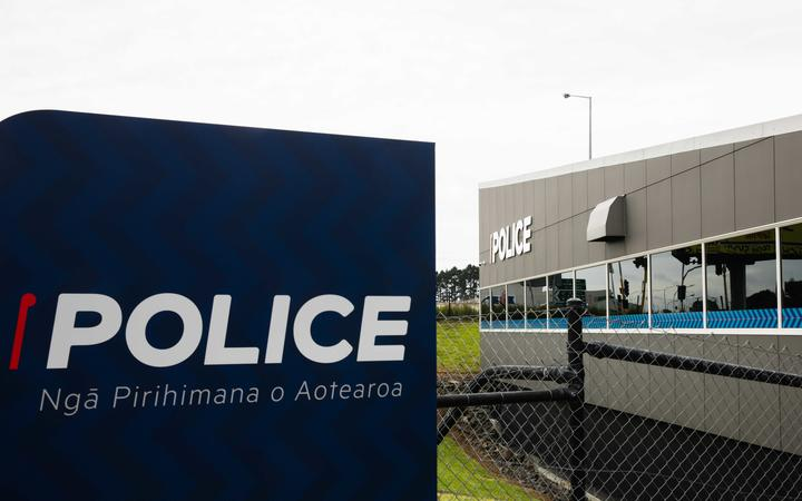 The new Mt Roskill police station