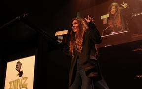 Reb Fountain wins the Taite Music Prize 2021