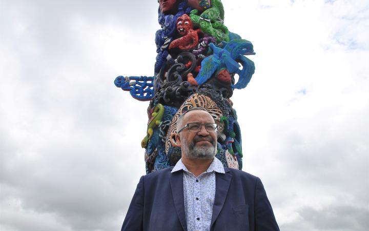 Manukau Urban Maori Authority board chairmanBernie O'Donnell