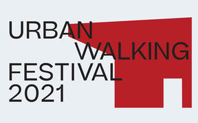 Urban Walking Festival Logo