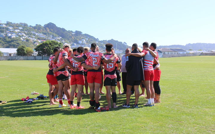 Tonga is hoping to qualify for the Tokyo Olympics.