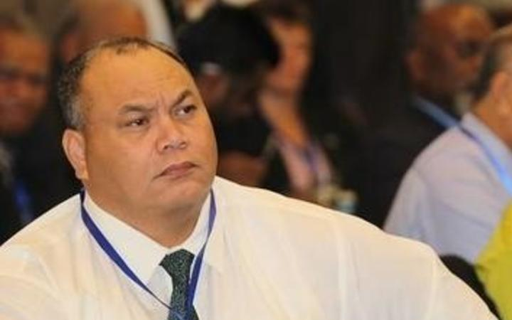 USP Chancellor and Nauru President Lionel Aingimea.