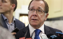 Foreign Minister Murray McCully