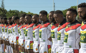 The PNG Hunters have based themselves in Australia for the 2021 season.