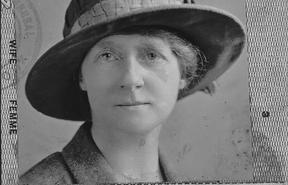 Jane Mander in 1923