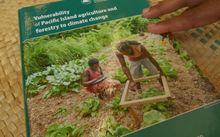 SPC book on the vulnerability of Pacific farmers to climate change