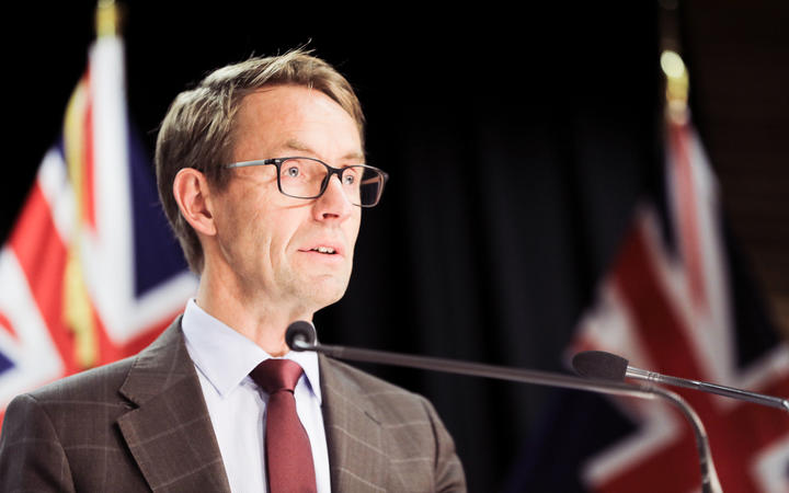 Director-General of Health Dr Ashley Bloomfield provides a Covid-19 update.