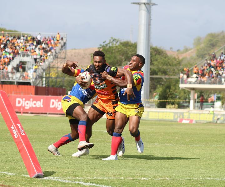 The Digicel Cup is Papua New Guinea's premier domestic rugby league competition.