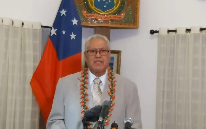 Samoa Head of State requires second election