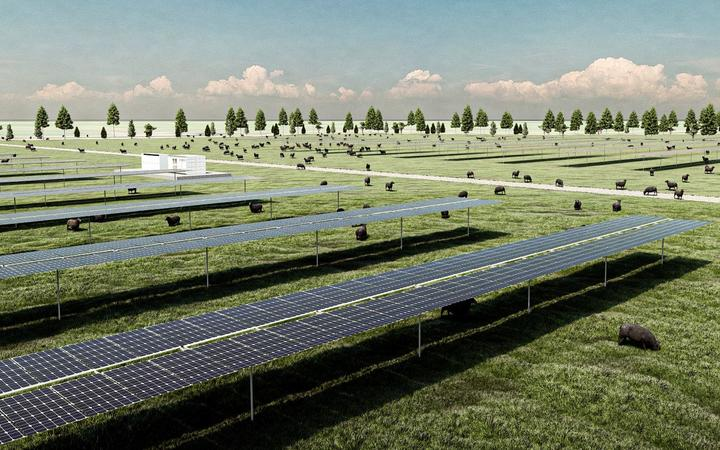 Solar power: planned network will increase generation eight-fold