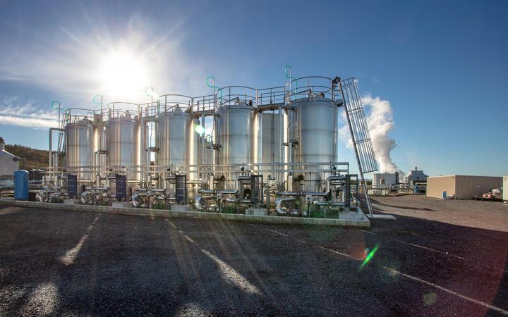 Geo40 Northern Plant