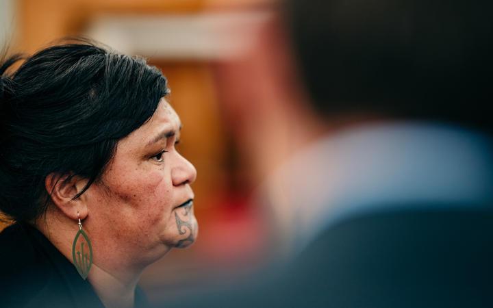 Foreign Minister Nanaia Mahuta 17/02/21