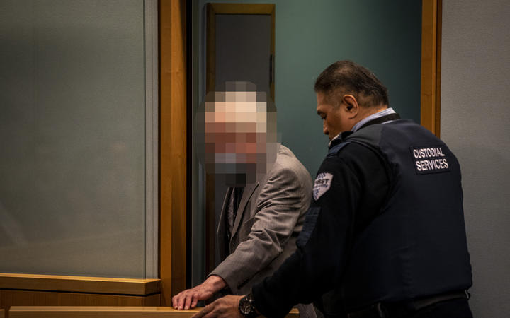 *********************SUPPRESSION APPLIES******************************************* Businessman appears at Auckland High Court for sentencing. 27 May 2021 New Zealand Herald photograph by Michael Craig