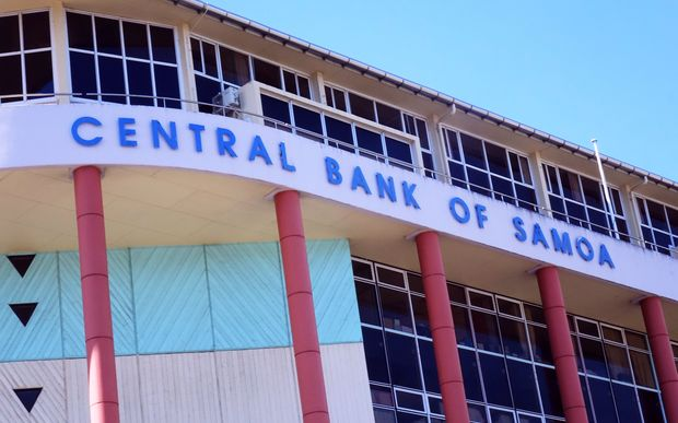 The Central Bank of Samoa