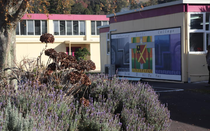Huakere Girls' College has 87 students and expects to grow