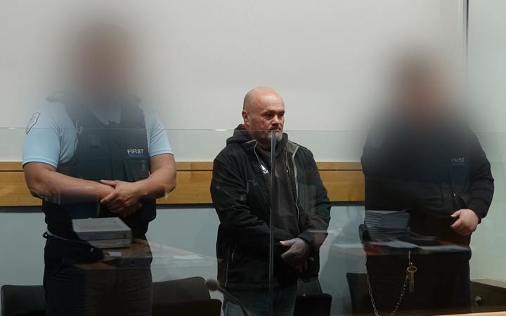 Bridget Symonds murder trial: Samuel Hamorapo