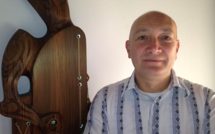 Nga Pu Waea chair Antony Royal.