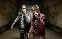 Syria's Refugees of Rap, two of the many performers featured in No Man's Land by John Psathas