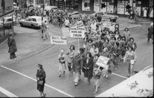 1980 march in support of Maori Language