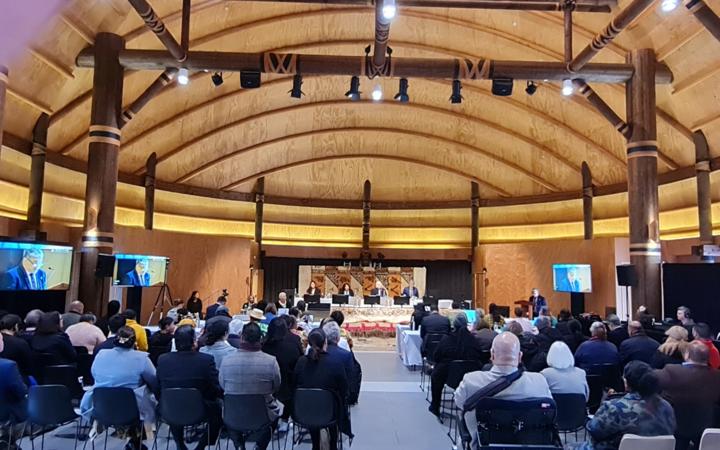 Comisión Real sobre Abuso en el Cuidado en Fale o Samoa en Māngere.