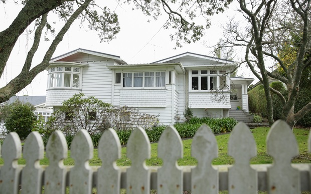 Yong Xin Chen Abandoned Her Home On The Edge Of Aucklands Cornwall Park After A New