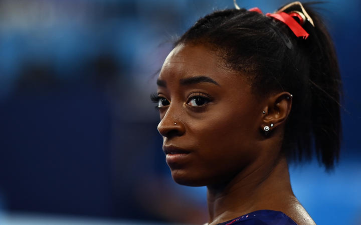 Simone Biles says 'I've to give attention to my psychological well being' after pulling out of group last
