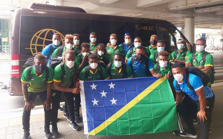 Solomons to compete in FIFA Futsal World Cup subsequent month