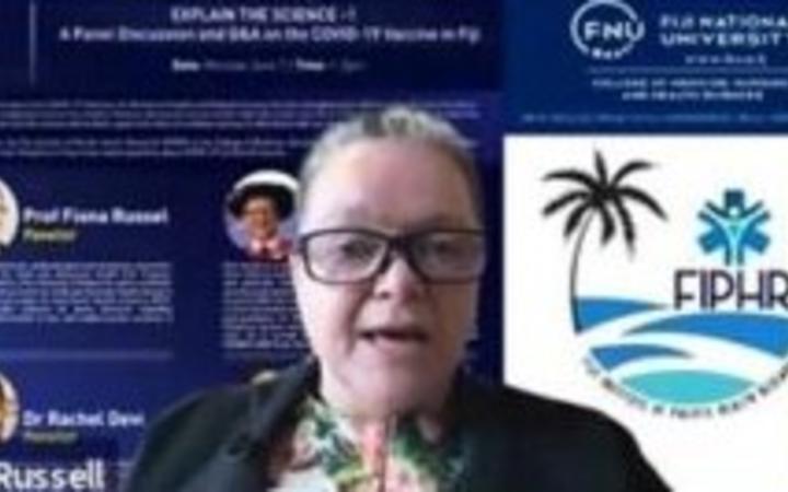 Professor Fiona Russell