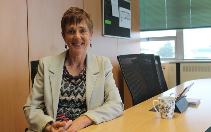 Invercargill City Council chief executive Claire Headley is ready for next year's challenges.