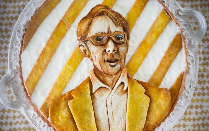 A portrait pie of Dr. Ashley Bloomfield.