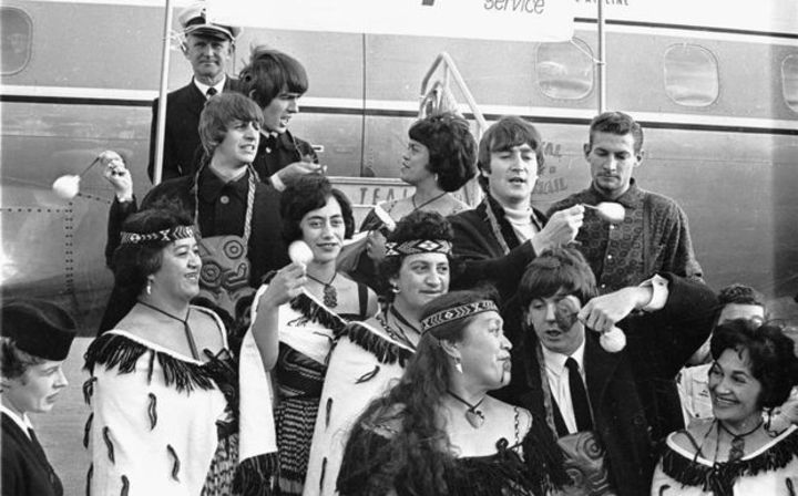 a life history of john lennon of the beatles music band My favourite beatles song: a day in the life the final track on sgt pepper takes in newspaper headlines, suburban routine, drug references and perhaps the most memorable closing chord in pop history.