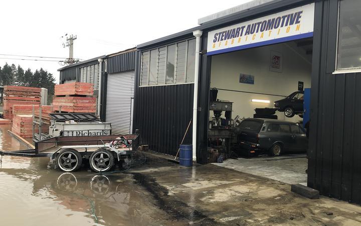 Stuart Automotive & Fabrication Shortage.