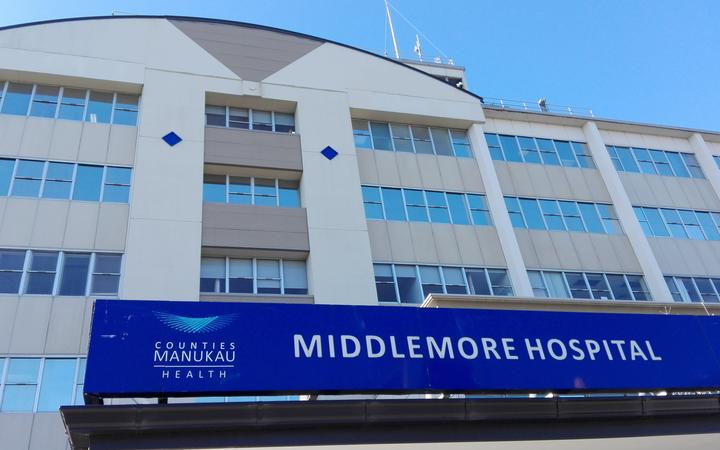 A security guard worked in the emergency department at Middlemore Hospital on Thursday last week when he was symptomatic of Covid-19.