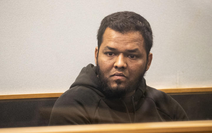 Ahmed Athal Muhammad Samsuddin appeared in the Auckland High Court on August 7, 2018.