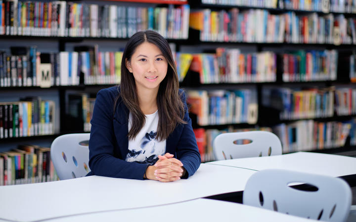 Reina Zhou
