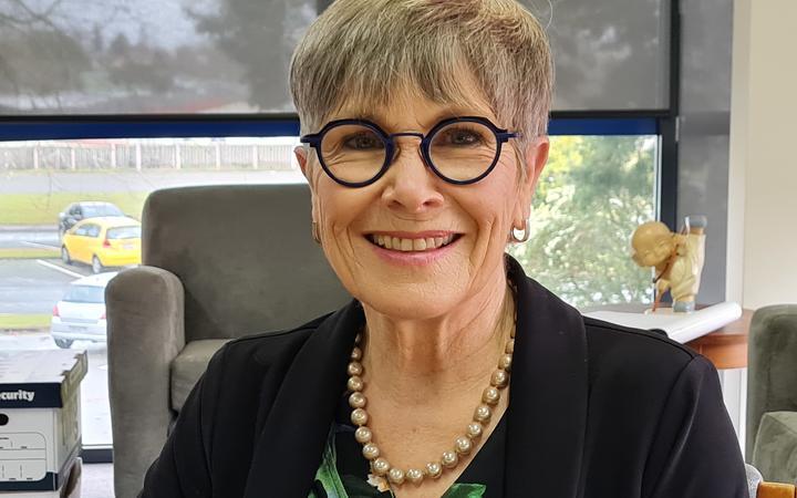 South Waikiki Mayor Jenny Shetak.