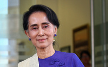State Counsellor Aung San Suu Kyi.