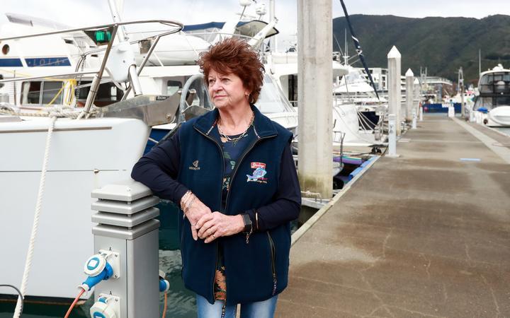 Picton woman Ros Benson.
