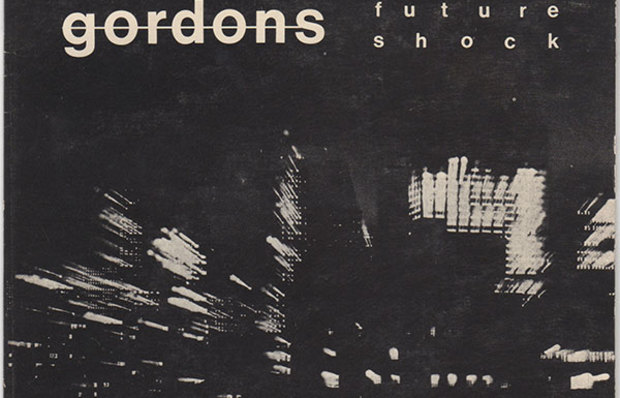 Gordons Future Shock EP