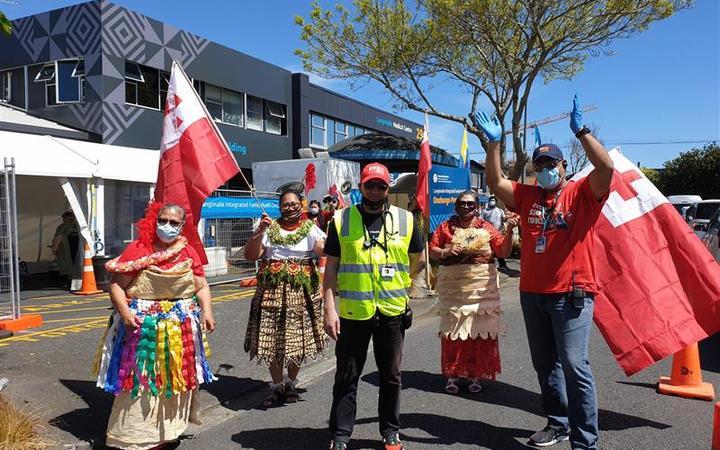 Pacific community makes super vaccination effort