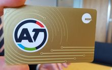 Supergoldcard holders will need a new AT HOP electronic card to travel free from 1 July.