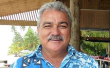 One Cook Islands Party leader Teina Bishop