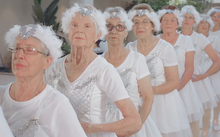 Residents of the Julia Wallace Retirement Village recreate Taylor Swift's music video for 'Shake It Off'.