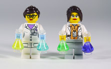 Model scientists,